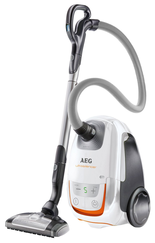 AEG UltraSilencer AUS8230 Staubsauger mit Beutel