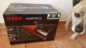 AEG Vampyr CEANIMAL Staubsauger mit Beutel im Test
