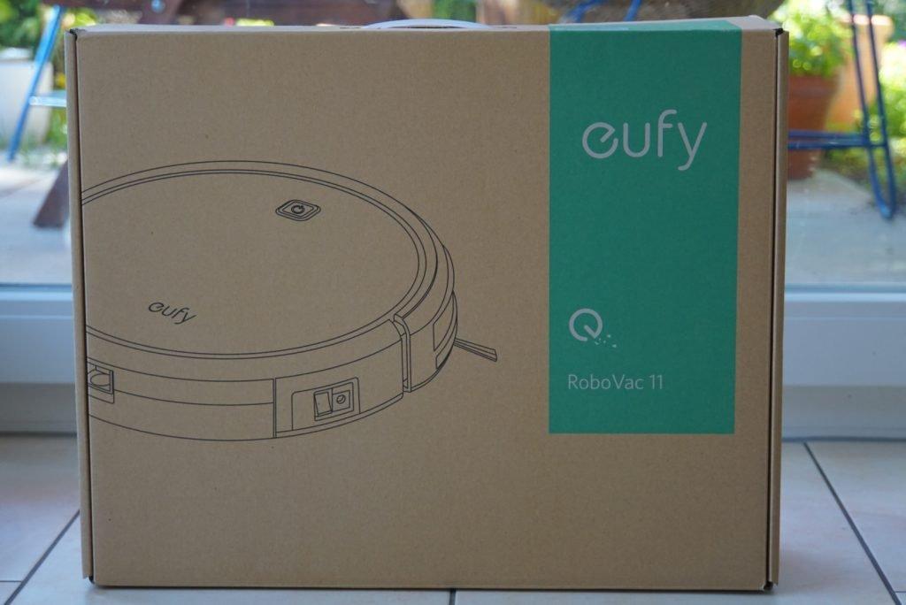 Eufy RoboVac 11 Verpackung